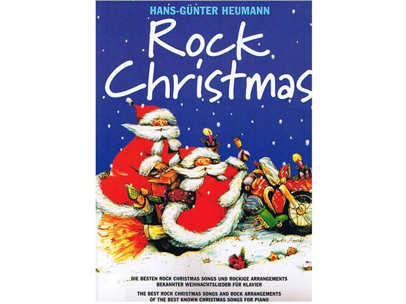 Bosworth Edition Rock Christmas für Klavier Weihnachtsbücher ...