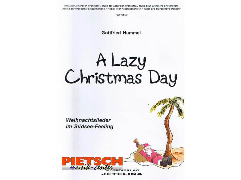 Musikverlag Jetelina A Lazy Christmas Day Weihnachtsbücher für ...