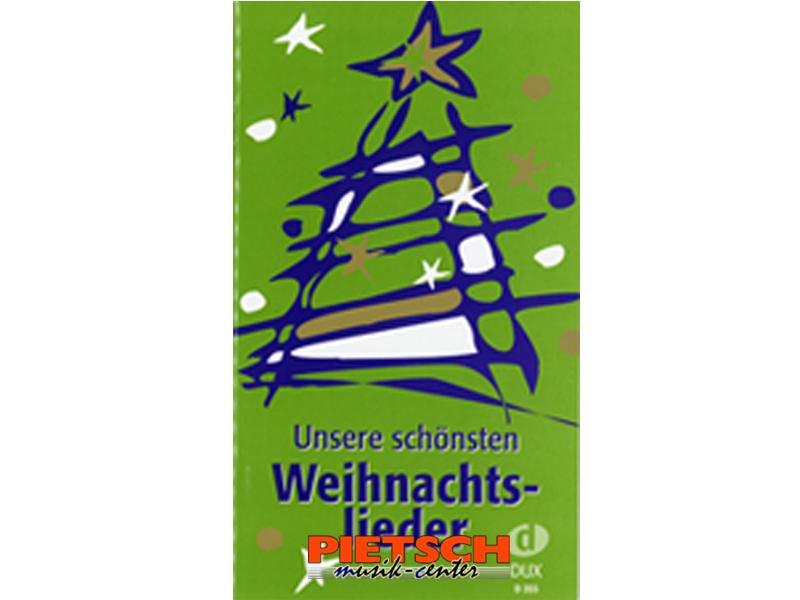 Edition Dux, Unsere schönsten Weihnachtslieder, Pocket-Format