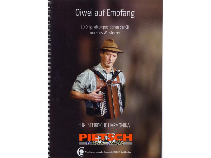 Methode 3 Lehrbuch Steirische Harmonika 3